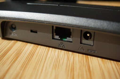 Snom IP DECT BASIS M300 Netzwerk