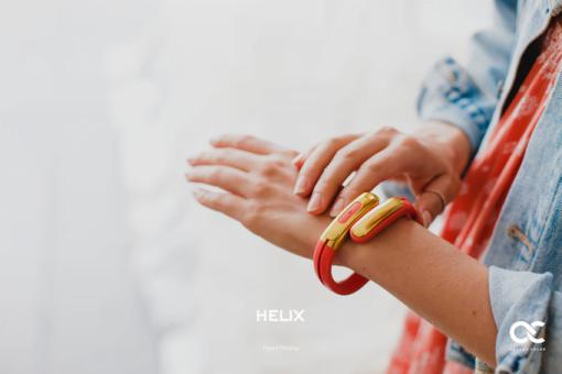 Helix Bluetooth Bracelet