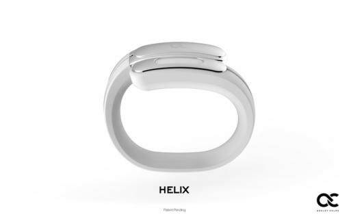 Helix Bracelet white