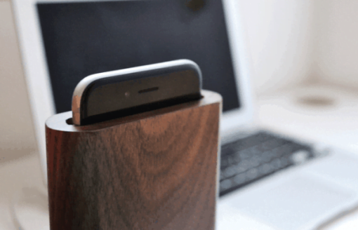 mindful iPhone Dock