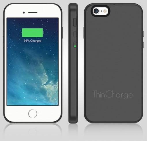 ThinCharge Batterycase iPhone