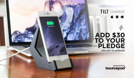 Tilt Smartphone Stand iPhone