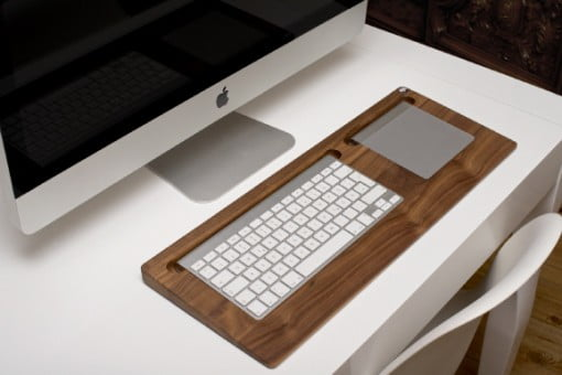 Woodys Trackpad Tray