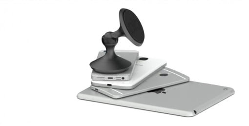 eleMount iPhone Stand black