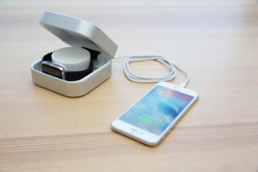 Amber Apple Watch Case
