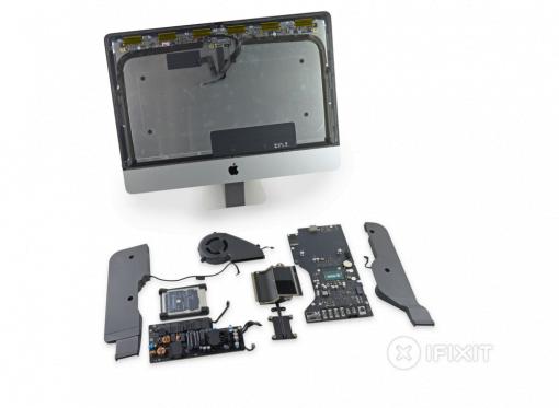 ifixit iMac 2015