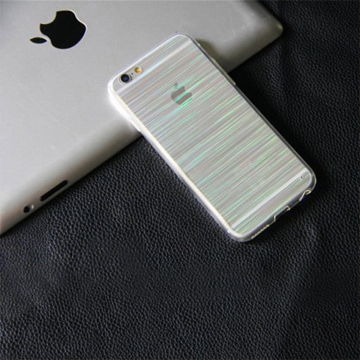 Veason Laser Stripes iPhone Case