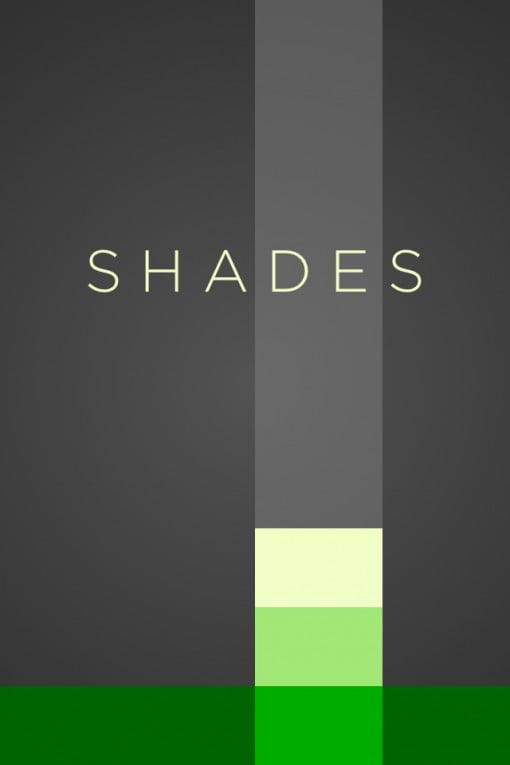 Shades A simple puzzle game