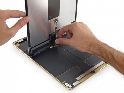 ifixit iPad Pro innen