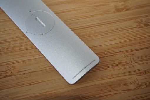 Apple Remote Batteriefach