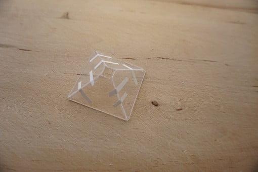 Trichter für Hologramm