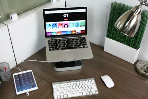 ExoHub MacBook