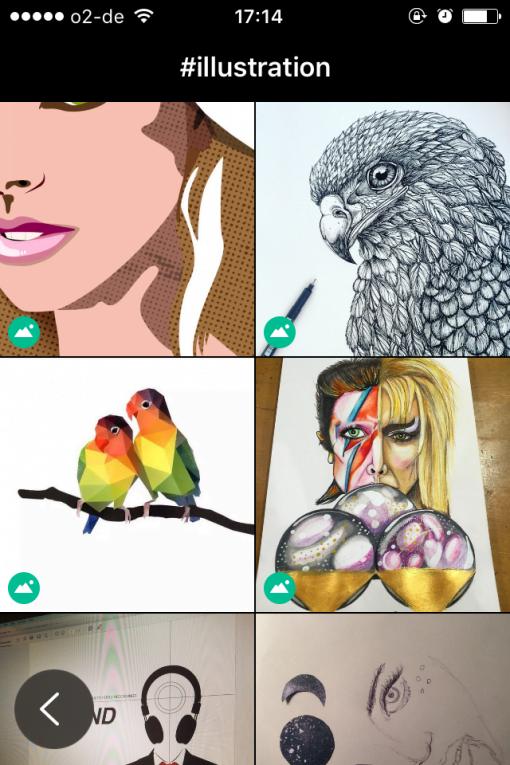 illustrations in talnts