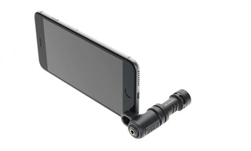 Rode Mikrofon iPhone