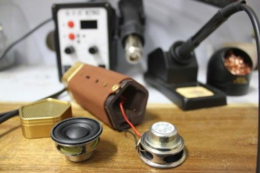 Leatherweight Bluetooth Lautsprecher Treiber