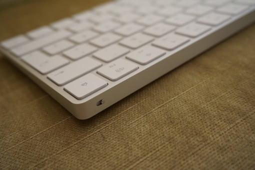 Apple Magic Keyboard Schalter
