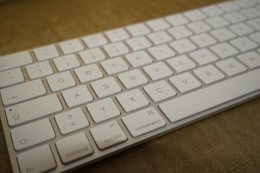 Apple Magic Keyboard Tasten