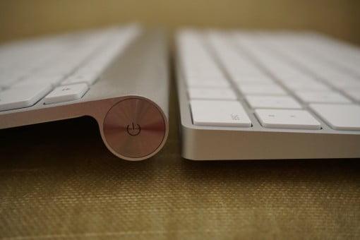 Apple Magic Keyboard Seite