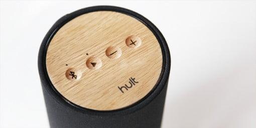 Hult Pavilion Holz