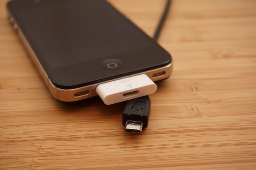 Micro USB iPhone 4S