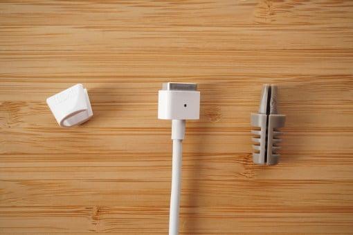 Apple Netzteil Knickschutz Tudia Klip