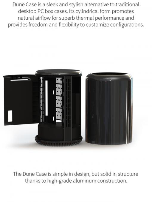 Dune Case Mac Pro