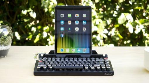 qwerkywriter iPad