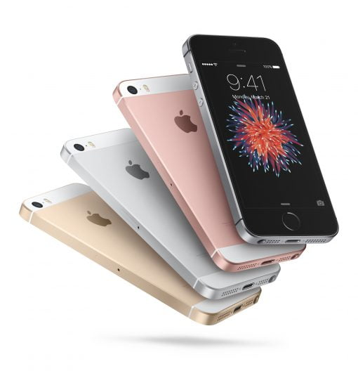 iPhoneSE 4 Colors