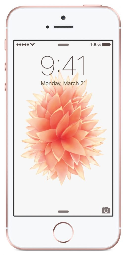 iPhone SE Lockscreen
