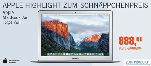 MacBook Air Angebot