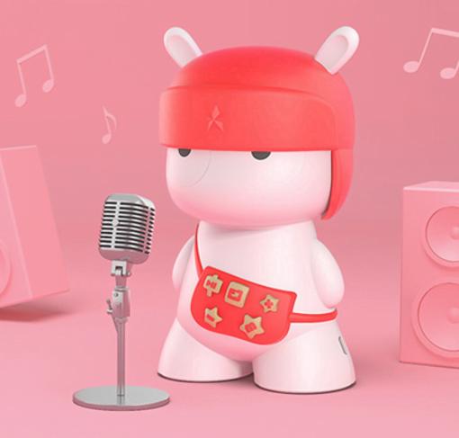 Original Xiaomi Mi Rabbit Bluetooth 4.0 Wireless Speaker Mikrofon