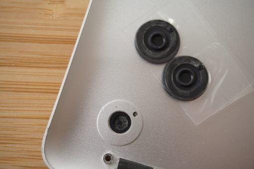 MacBook Gummifüße neu