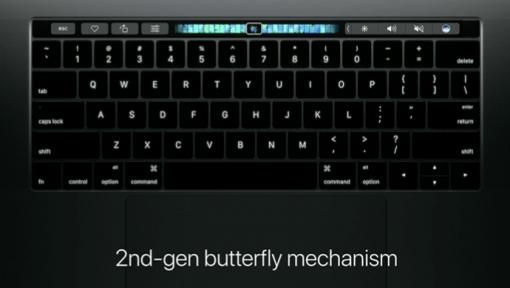 MacBook Pro Butterfly