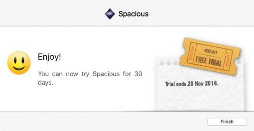 spacious-trial
