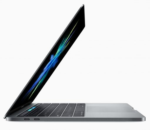 Apple MacBook Pro 2016 Ports