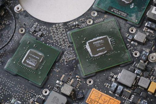 MacBook Pro 15 2008 Nvidia