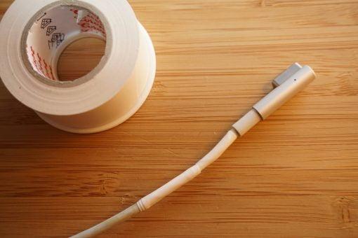 Apple Netzteil reparieren