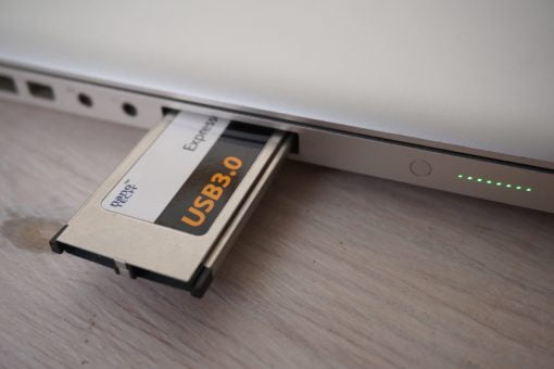 MacBook Pro 15 2008 USB 3.0