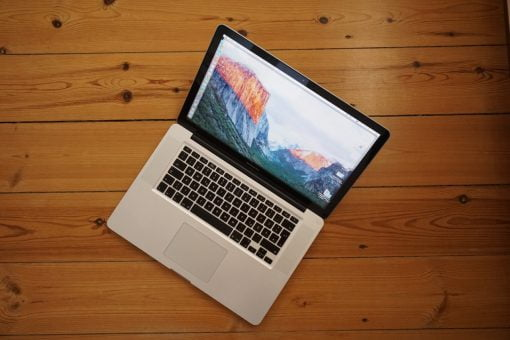 MacBook Pro 15 2008 total