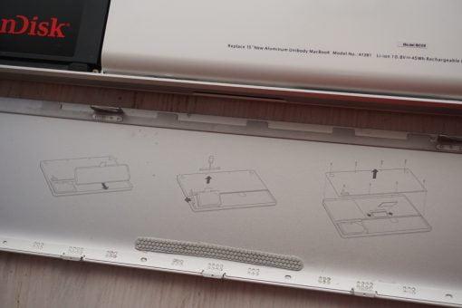MacBook Pro 15 2008 Anleitung