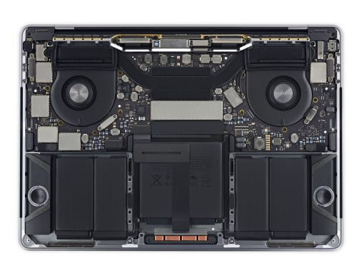 ifixit MacBook Pro Touch Bar