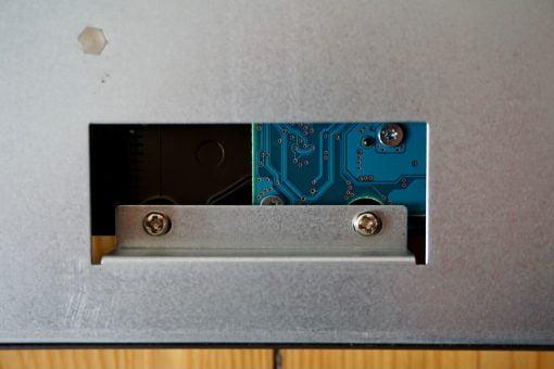 externes Festplattengehäuse Schrauben