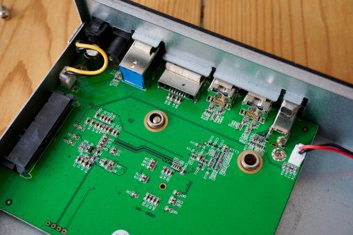 externe Festplatte Platine