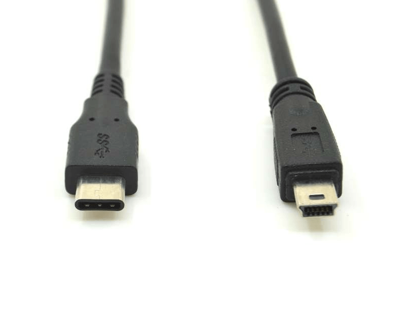 USB 3.0 3.1 auf Mini-B: Der Stecker, den es (gar nicht) gibt - mac&egg