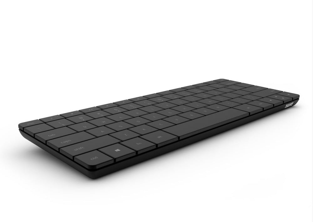 Die Zukunft kommt: Touchpad und Tastatur wachsen zusammen