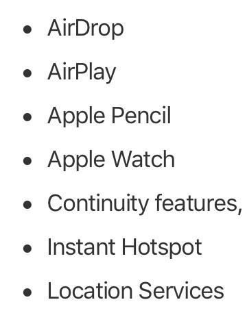 iOS 11: Bluetooth und WLAN lassen sich nicht mehr ganz abschalten