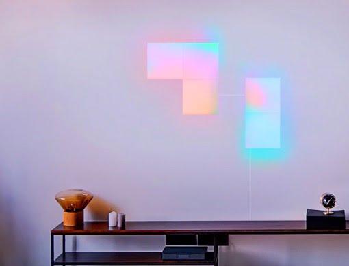 LIFX Tiles: Smarte stylische Heimbeleuchtung zum Fernsteuern