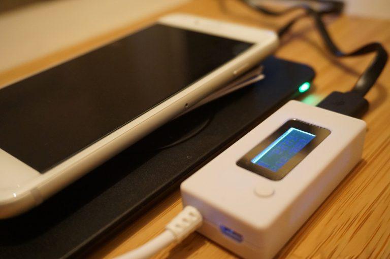 10 Watt Netzteil für 5 Watt Drahtlos Ladegerät. Warum?