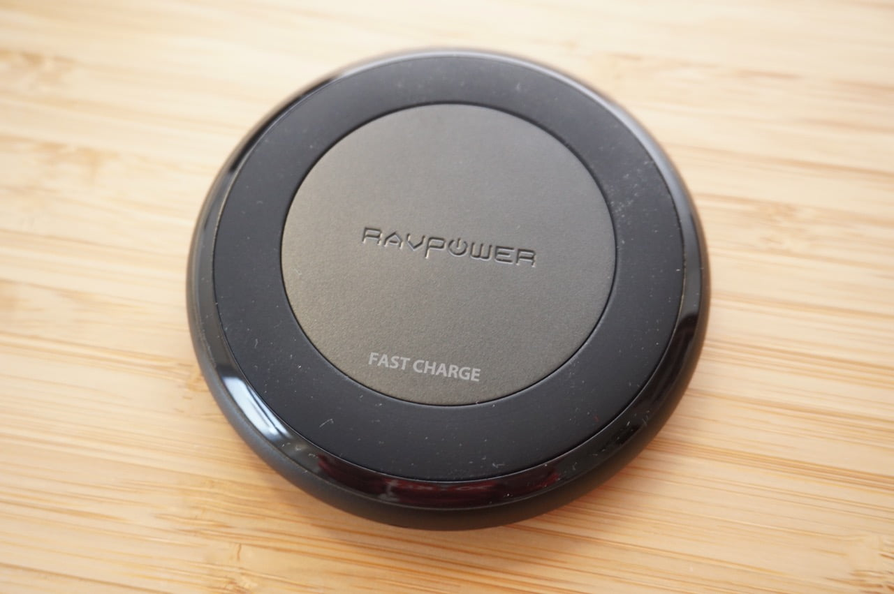 RAVPower Qi Charger Fast Charge