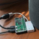 BabelPod bringt mit Bastelei Line-In und Bluetooth an den HomePod